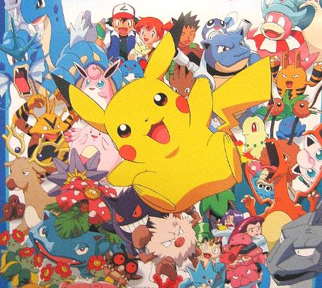 毎日アニメ夢 Nostalgic Upload English Pokemon Cds