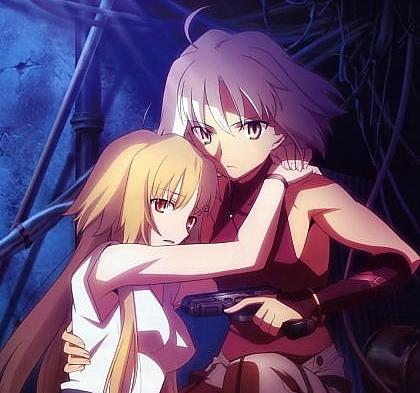 Lesbian anime movies