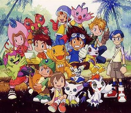 Digimon Adventure Cast Digimon Adventure Season 1