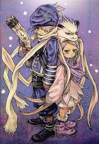 "... Tegami Bachi (Letter Bee) and Fairy Tail seem to be ""lighter"