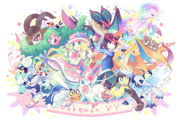 Pokemon X and Y review — 毎日アニメ夢