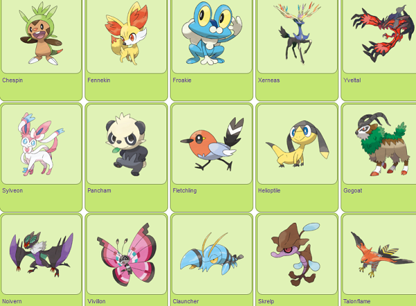 pokemon x and y thoughts and speculations 毎日アニメ夢