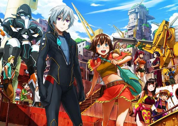 Belated Spring 13 Anime Reviews Gargantia Karneval OreImo 2