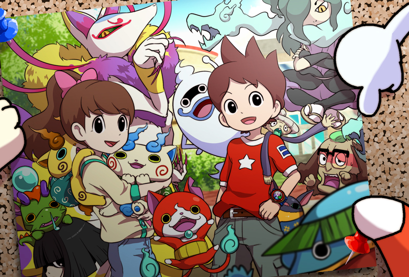 yo kai watch review is it the next pokemon 毎日アニメ夢