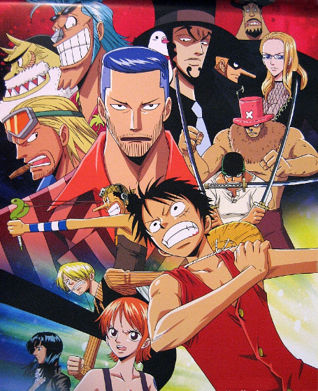 Baixar Torrent One Piece – Enies Lobby Completo Download Grátis